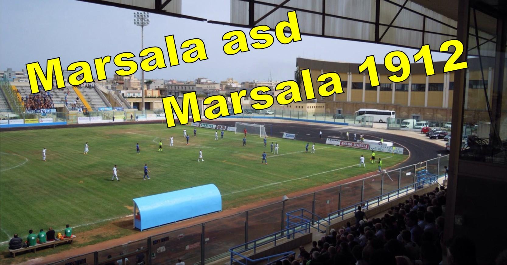 Nasce il Marsala asd, potrebbe sopravvivere il Marsala 1912