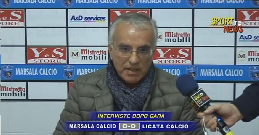 """Calcio, il presidente Milazzo: """"Stiamo ingaggiando 5 nuovi calciatori, ma senza stadio non giocheremo più a Marsala"""""""