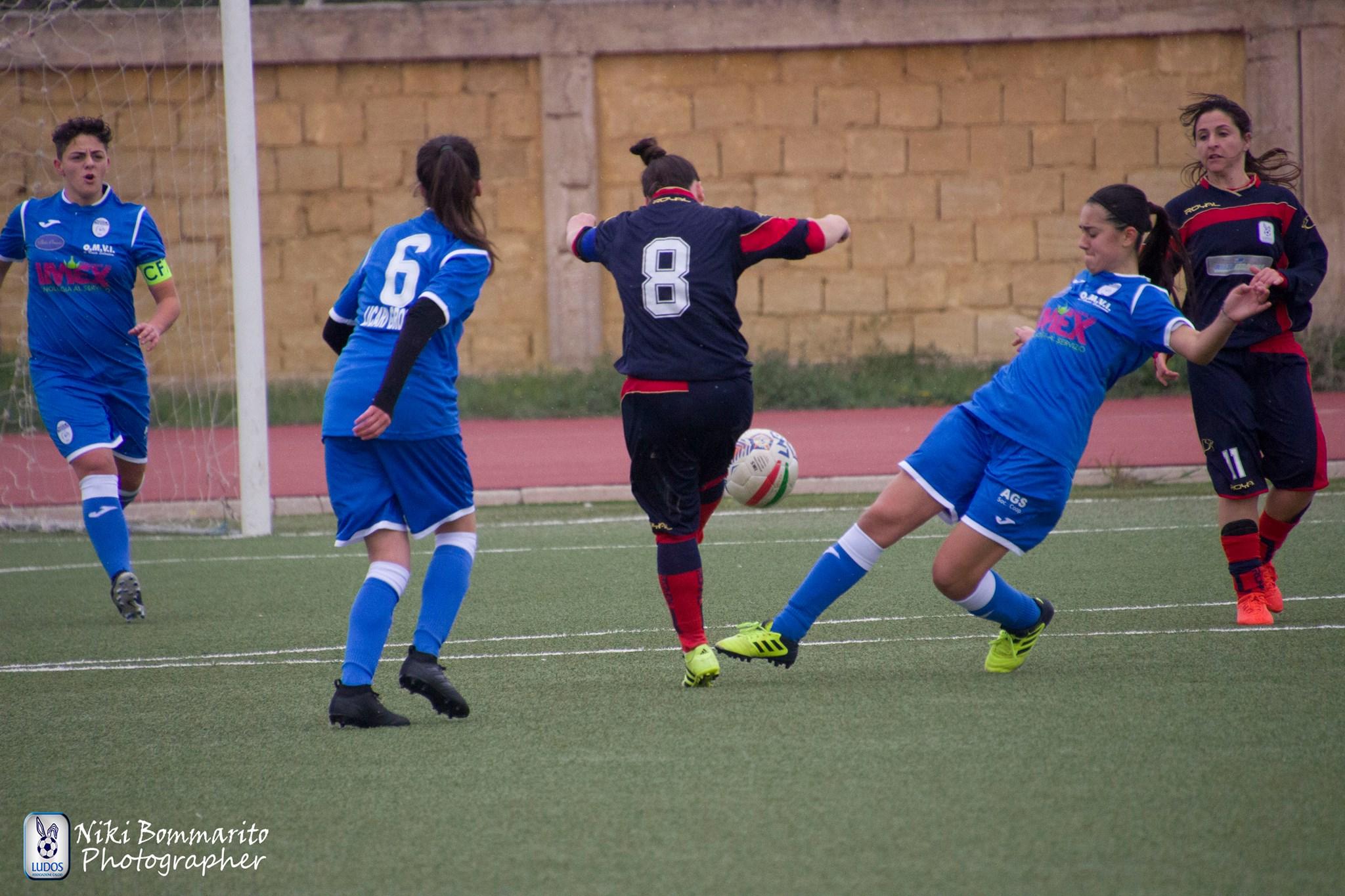 IL Calcio Femminile MARSALA ALLA RICERCA DI RISCATTO