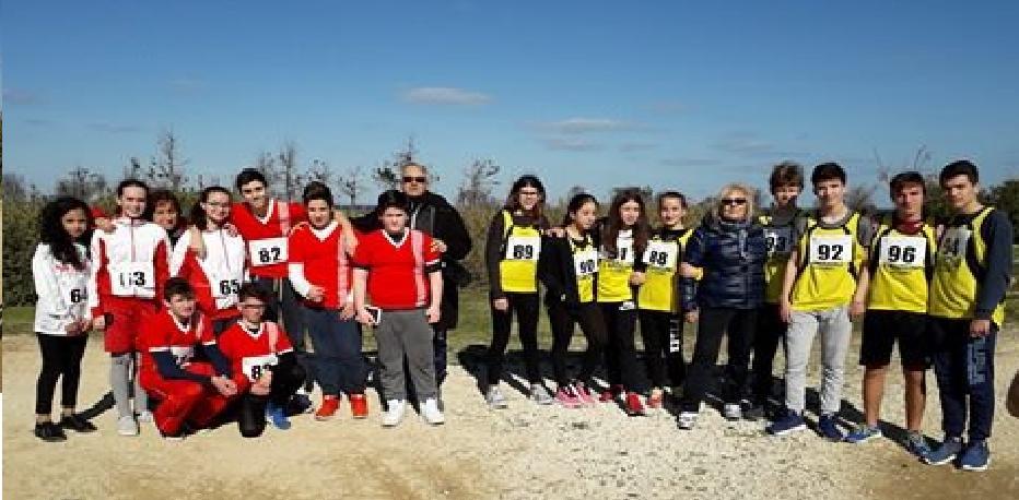 Campionati studenteschi, Corsa Campestre a Marsala