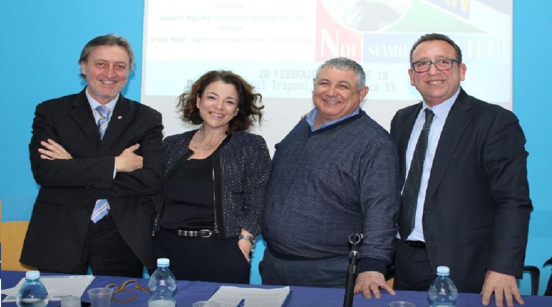 Uiltec Trapani. Antonio Giaramita rieletto segretario generale di categoria