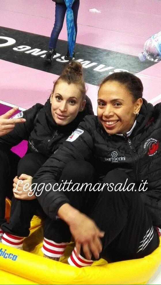 PalaBellina allagato. Sigel Marsala vs Gioiellerie Bartoccini non viene disputata