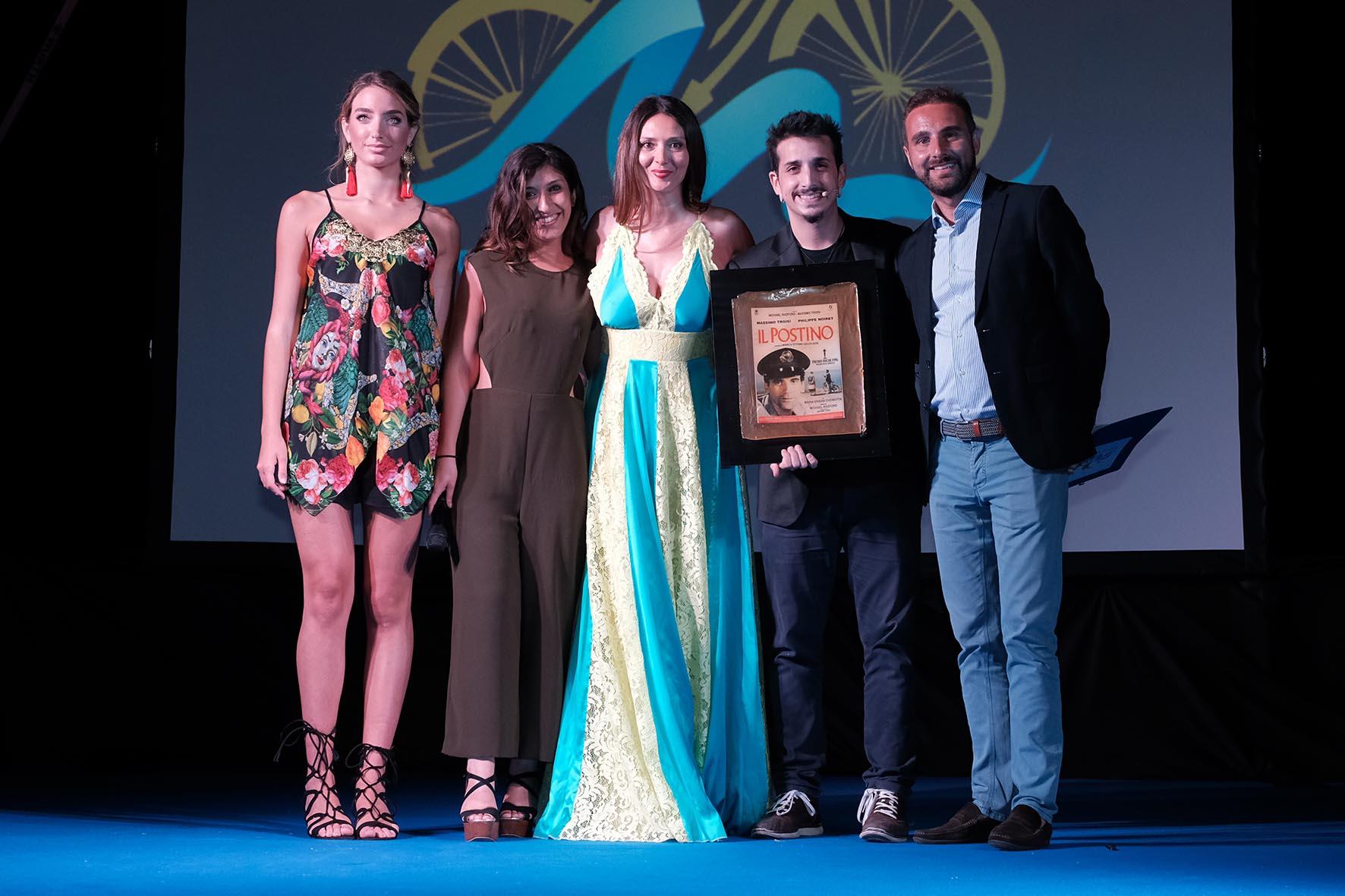 Anna Galiena e Roberto Lipari  si raccontano a MareFestival Salina