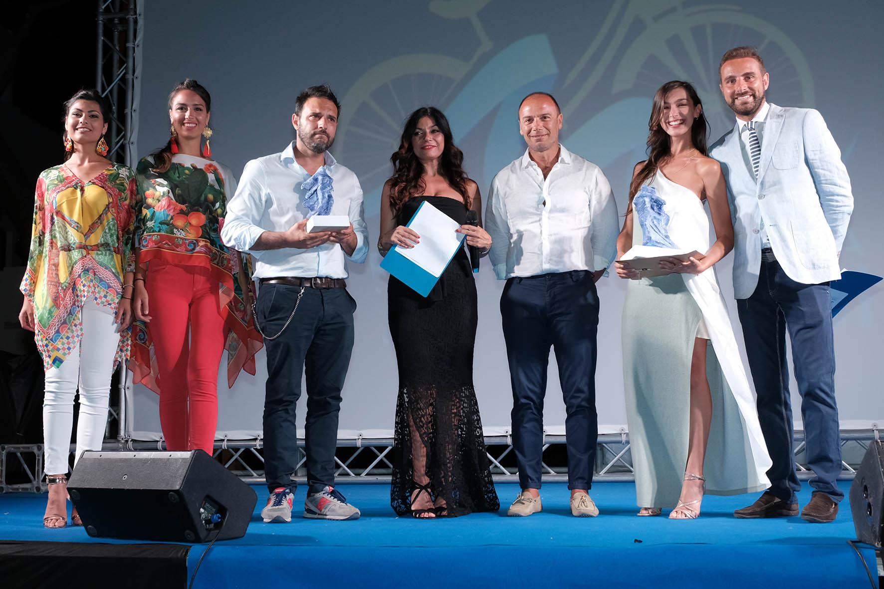 Fausto Brizzi e Tony Sperandeo omaggiano  Carlo Vanzina al MareFestival Salina