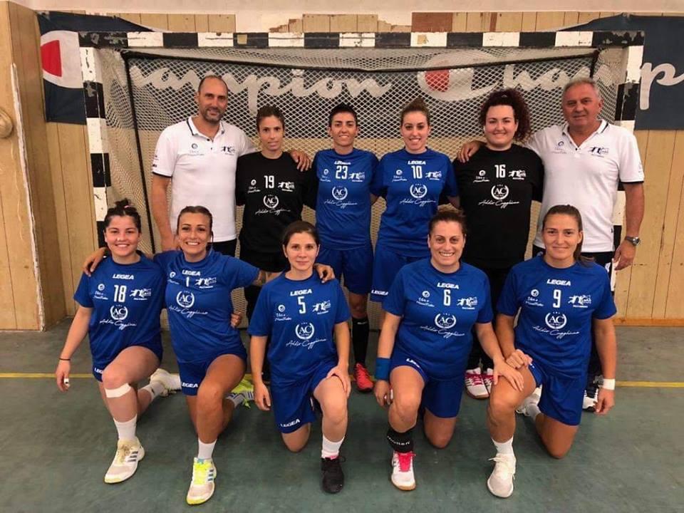 Handball: Inizia bene il campionato la formazione LeAli di Marsala