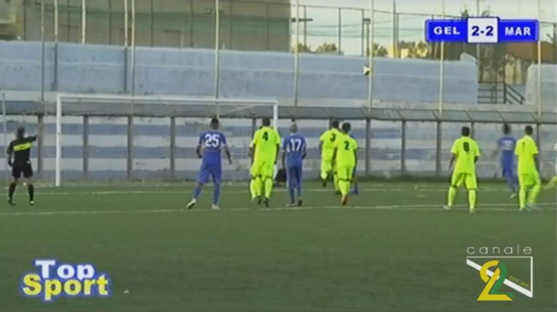 SERIE D: Marsala Calcio: Città di Gela – Marsala 2-2