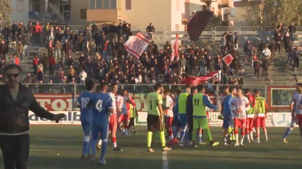 Serie D: Turris – Marsala 0-0