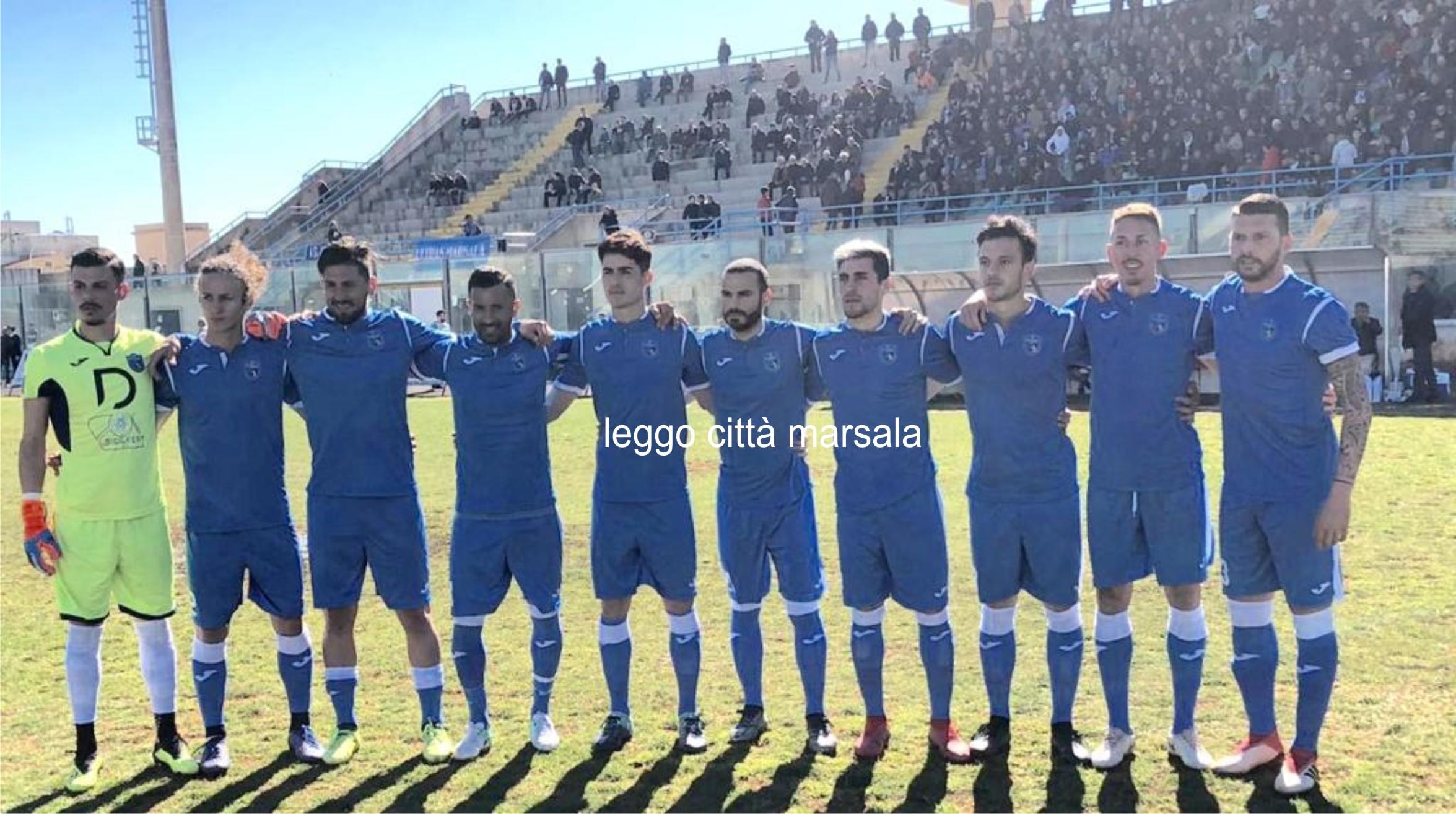 MARSALA – CITTÀ DI ACIREALE 1946 1-0