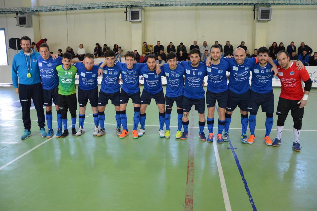 Marsala Futsal – Pantelleria C5 3-2 – 23^  giornata di serie C1