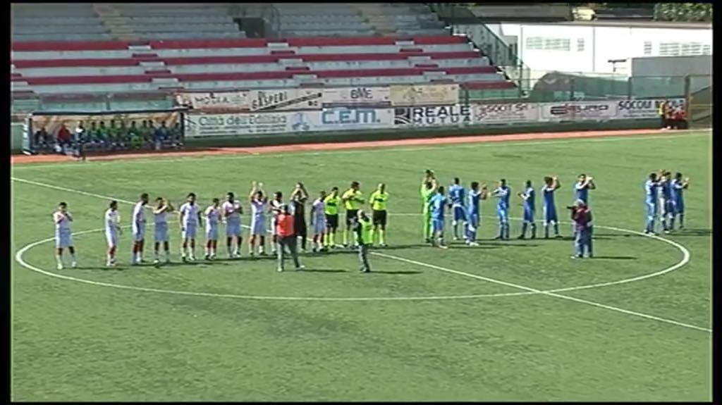 Turris – Marsala 3-0, gli azzurri perdono la finale Play off