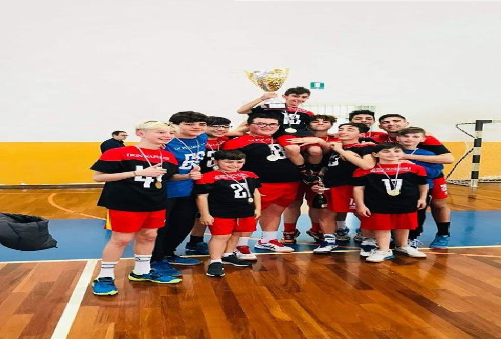 Il Giovinetto Petrosino under 15 si è laureato campione regionale