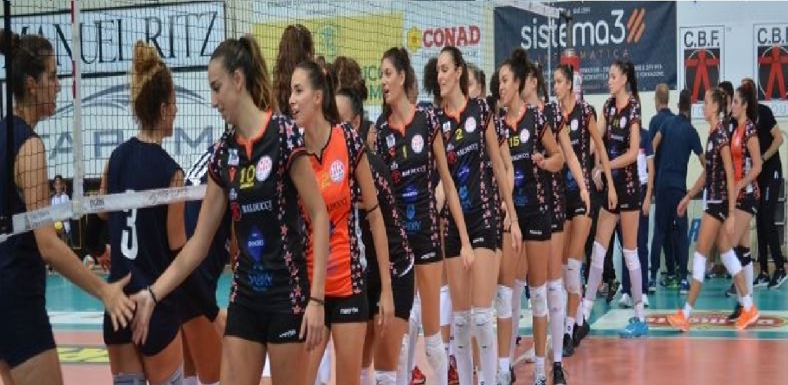 VOLLEY: ROANA CBF HELVIA RECINA MACERATA-SIGEL MARSALA VOLLEY 3-1 (25/15; 25/20; 20/25; 25/16)
