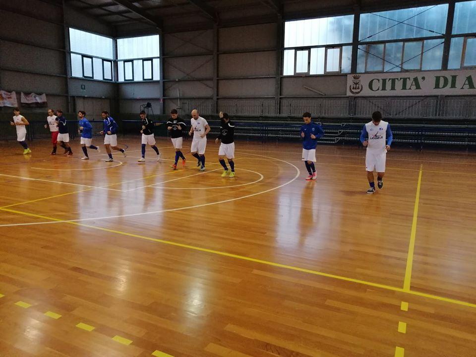 13^ giornata di serie C1  Pol. Alqamah – Marsala Futsal 5-4