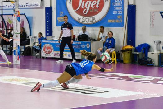 Sigel Marsala vs Roana CBF H.R Volley Macerata: 2-3