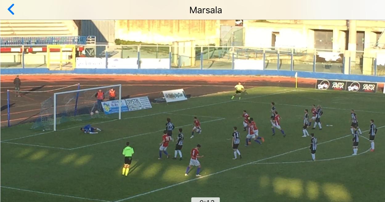 Marsala – Nola 1-1